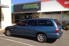 Commodore Car Tint