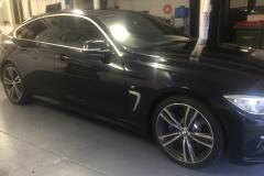 BMW Tint