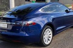2017 Tesla Tint