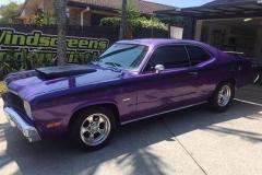 1974 Dodge Tint