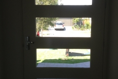 Front Door NO Privacy