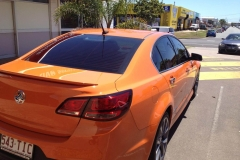 VF SS Commodore Car Tint