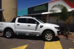 Ford Wildtrak Ranger Car Tint