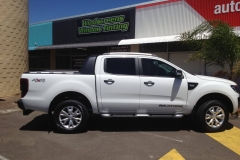 Ford Wildtrak Ranger Car Tint