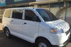 Suzuki EPV van Car Tint