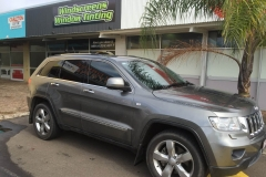 Jeep Grand Cherokee Car Tint