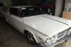 Chrysler 380 Classic Car Tint