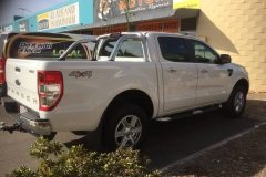 Ford Ranger Car Tint