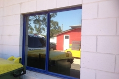 AFTER Warehouse Window Tint