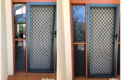 Entrance Tint For Privacy