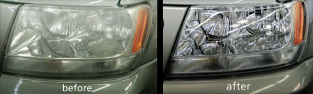 Headlight Restoration | Headlight Restoration Service